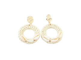 Summer vibes earring - gold