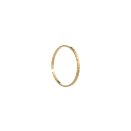 Basic small ring - gold