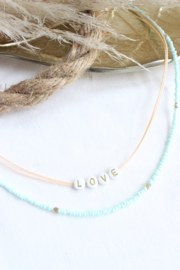 PERSONALIZE necklace