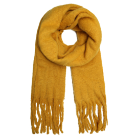 Basic scarf - yellow