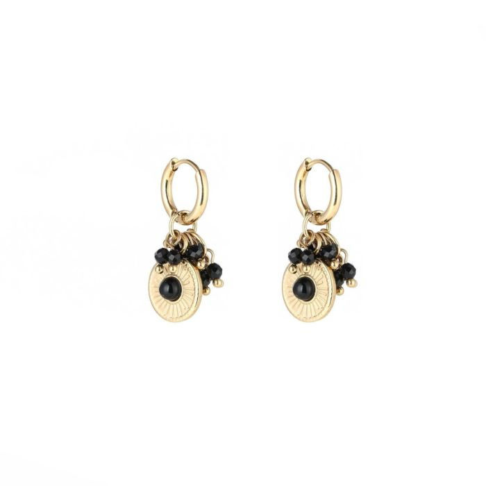 Summer party earring - gold