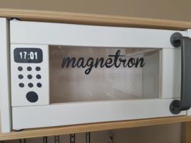 Keuken 'Magnetron'