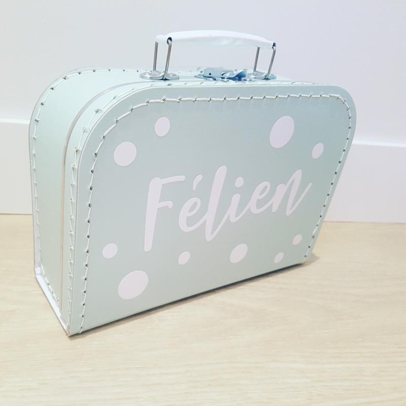 Koffertje 'stippen'