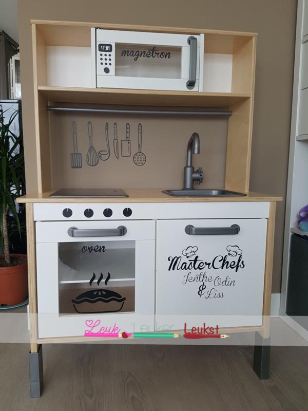 Keukentje 'Totaal'