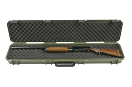 (414) Single Rifle Case Green SKB 3i-4909-sr-m