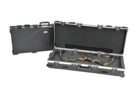 (723) ATA Double Bow Case SKB 2skb-4114a