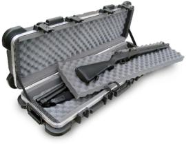 (423) Dubbele ATA geweer transport koffer SKB 2skb-4009