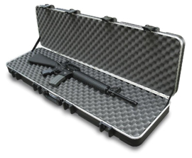 (411) Double Rifle Case SKB 2sfr-5013