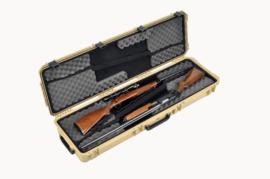 (431) Double Rifle Case Tan SKB 3i-5014-dr-t