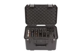 (402) Koffer voor 5 pistolen SKB 3i-1610-10b-m