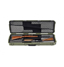 (430) Double Rifle Case Green SKB 3i-5014-dr-m