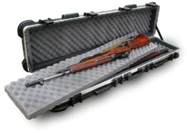 (422) Double Rifle Transport Case SKB 2skb-5009