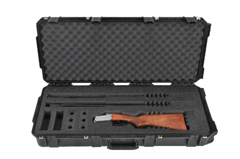 (436) Jachtgeweer koffer SKB 3i-3614-cb