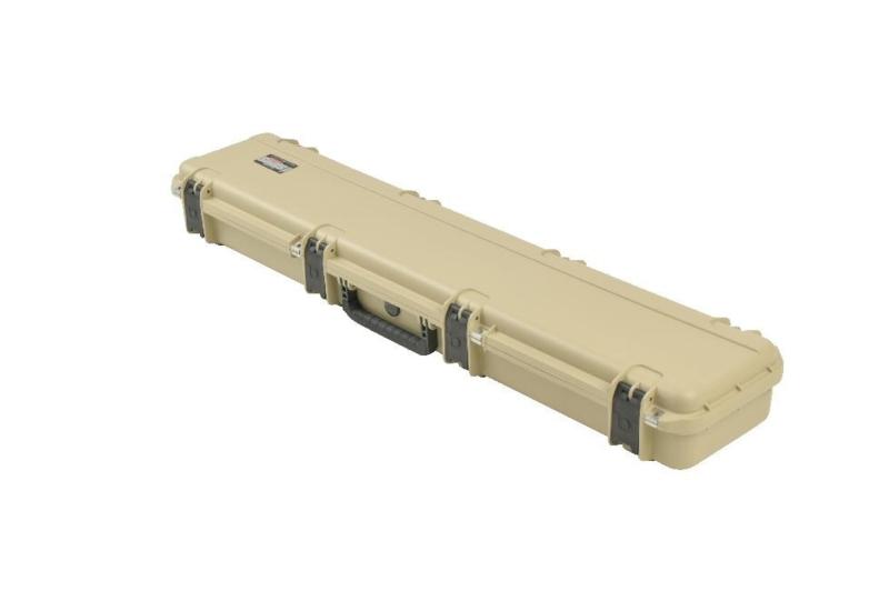 (442) Single Rifle Case Tan SKB 3i-4909-sr-t