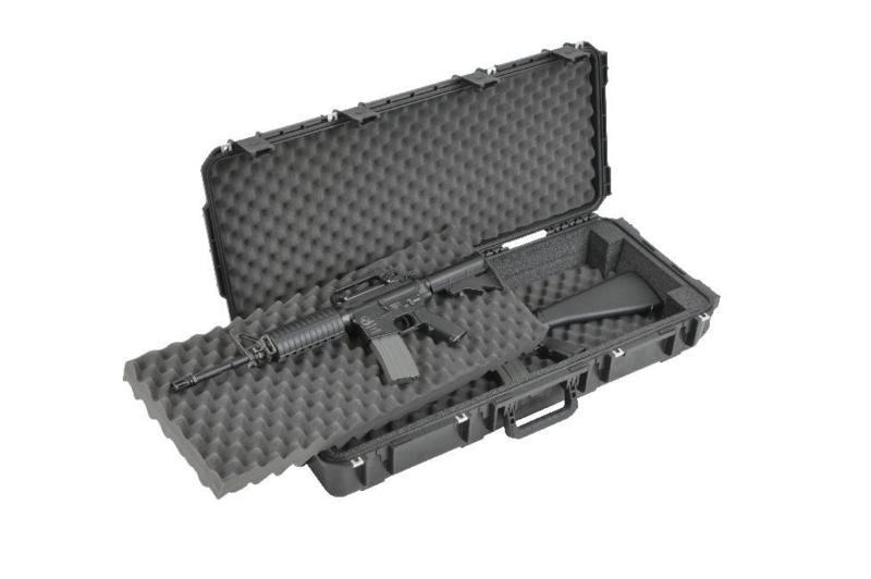 (427) Double M4 / Short Rifle Case SKB 3i-3614-dr