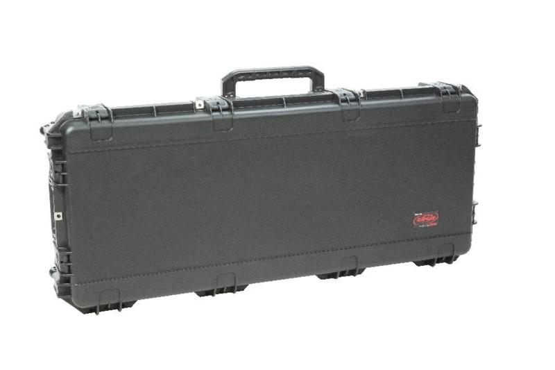 (713) Ultimate Single/Double Bow Case SKB 3i-4719-pl