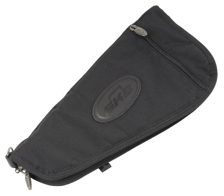 """(408) Dry-Tek© 15"""" Handgun Bag SKB 2skb-hg15-bk"""