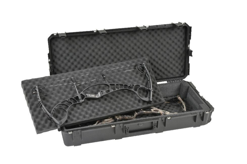 (710) Hoyt Double Bow Case SKB 3i-4217-hdb