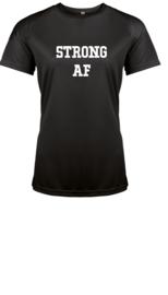 Performance GYM Shirt Strong AF