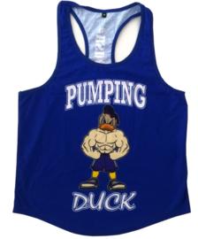 Stringer Pumping Duck