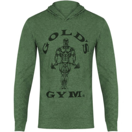 Muscle Joe Long sleeve T-shirt Army green