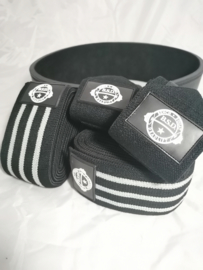 Superdeal 2:  Lifting belt + wrist wraps + knee straps
