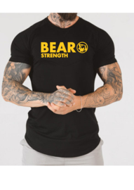 T-shirt BEAR STRENGTH