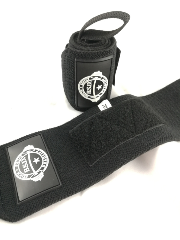 B.S.D. Wrist Wraps - extra polsbescherming