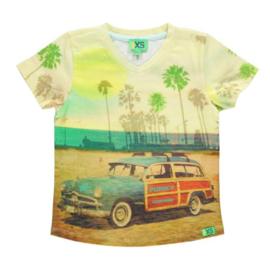 FunkyXS T-shirt maat 98/104