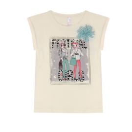 Vinrose T-shirt maat 98/104 en 134/140