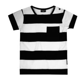 Lucky No.7 T-shirt maat 110/116