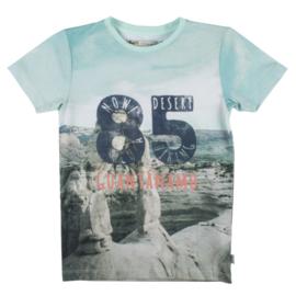 Rumbl! T-shirt maat 128/134