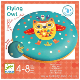 Djeco frisbee Flying Owl