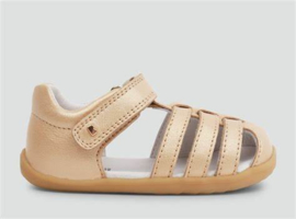 Bobux Step-up sandaaltje rose-goud