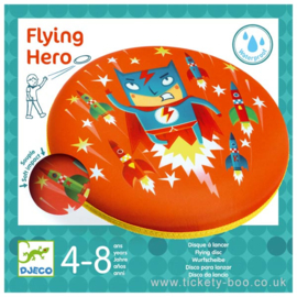 Djeco frisbee Flying Hero