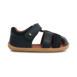 Bobux Step-up sandaaltje donker blauw