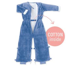 Magic bag Bemini jeans blauw tog 2