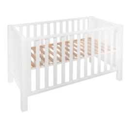 Bed  120 * 60 Cm - wit