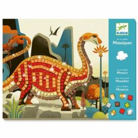 Djeco Mozaïek - dinosaurussen - metaal -