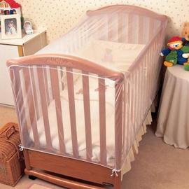 Muggennet bed