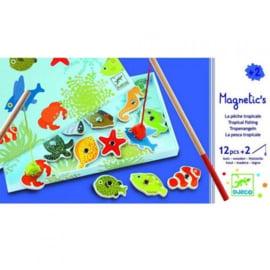 Djeco Magnetisch visspel zeedieren
