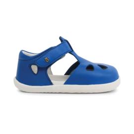 Bobux Step-up sandaaltje blauw