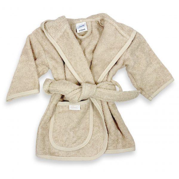 Baby badjas 0-1 jaar Créme