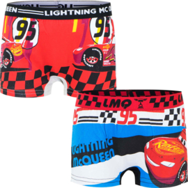 Cars 2 pack boxershorts