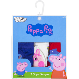 Peppa Pig 3 pack slips