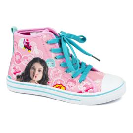 Soy Luna Sneaker - Schoenen kinderen - Meisje - Roze - maat 29 t/m 34