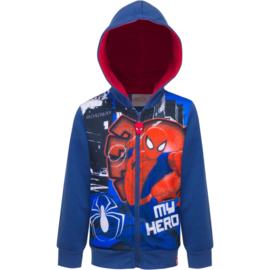 Spiderman Vest met Rits (98)