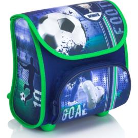 Football rugzak 23 x 21 x 11 cm