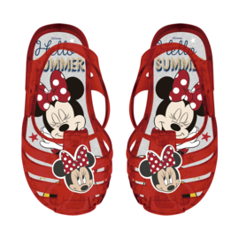 Disney Waterschoenen Minnie Mouse Meisjes Rood - Minnie water shoes