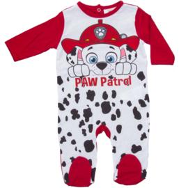 Paw Patrol baby sleepsuits